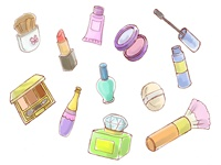 ケノンには化粧品は必須か