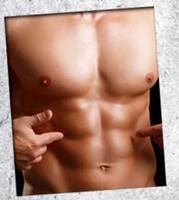 腹筋の強化