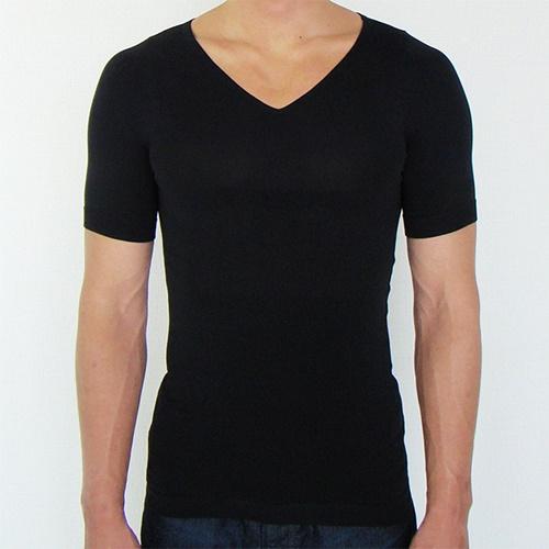 金剛筋シャツ(ブラック)黒