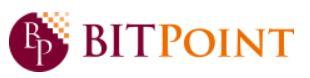 仮想通貨「ビットポイント(BITPoint)